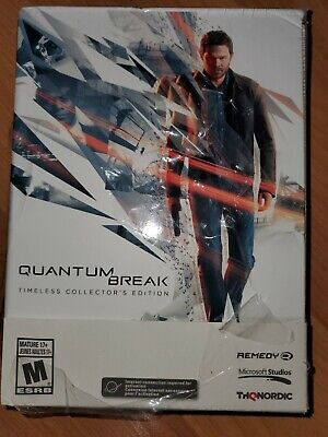 Usado, Quantum Break Timeless Collector's Edition comprar usado  Enviando para Brazil