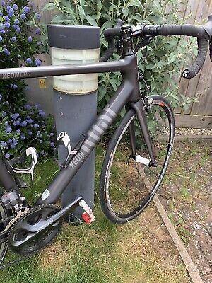 Rose DI2 Shimano Digital Gears Full Carbon Racing Bike. Large Frame Size