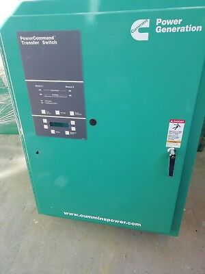 Cummins Onan - Otpc Automatic Transfer Switch 40 Amp - Utility To Genset