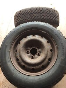 215/65/16 studded tires