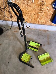 Snowmobile Stand & Dolly Set