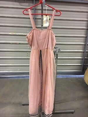 1940's Pink Chiffon Dress Fancy - 1940 Fancy Dress Kostüm