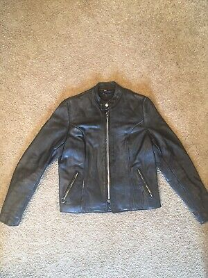 Brooks Sportswear Leather Jacket for sale  Shipping to India