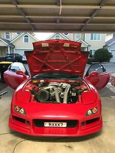 Mazda RX7 Series 6 Efini 1996 Jap Import single turbo NSW Rego