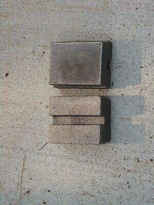 Fresno Trowel Weights Pair - Concrete Tools Made In The U.s.a.