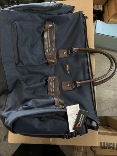 new garment travel bag with shoulder strap