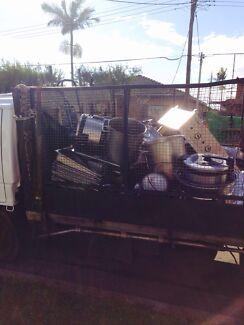SCRAP METAL FACTORY CLEAN UPS WE REMOVE SCRAP FAST Mascot Rockdale Area Preview