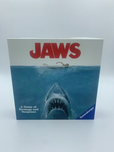 JAWS BOARD GAME RAVENSBURGER - SHIPS ASAP!!! SOLD OUT!!! N