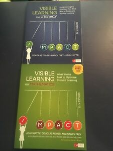 Visible learning mathematics literacy