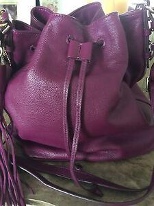 Lovely leather Handbag $95