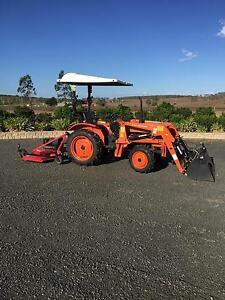 Kubota Tractor & Slasher Pittsworth Toowoomba Surrounds Preview