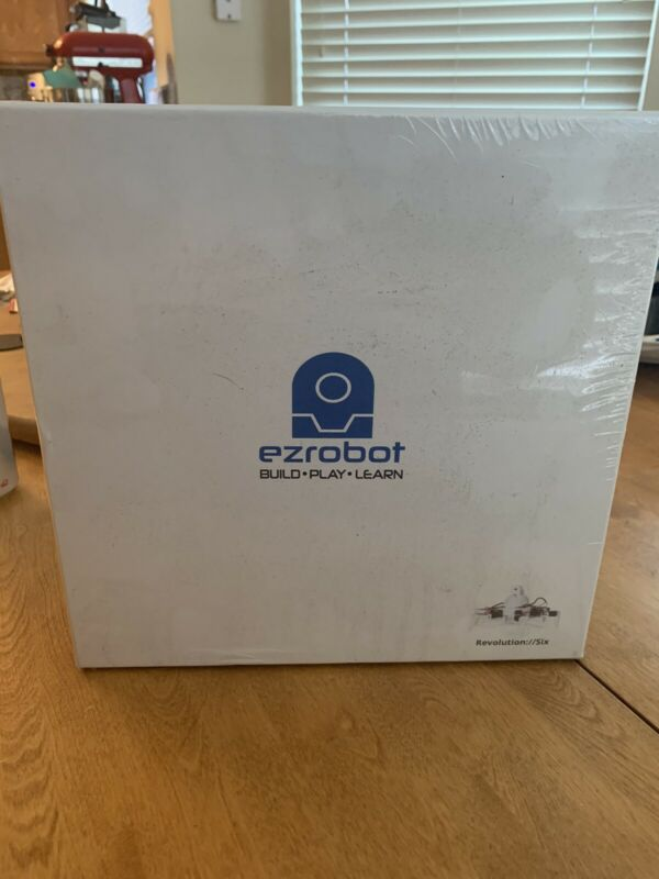 2014 EZ-Robot Revolution Six Hexapod Robot (Sealed)