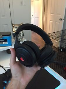 Kraken 7.1 chroma headset ecouteurs