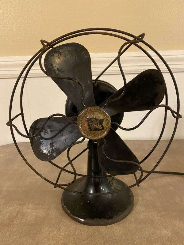 Vintage Robbins & Myers RM Fan Single Speed Non-Oscillating