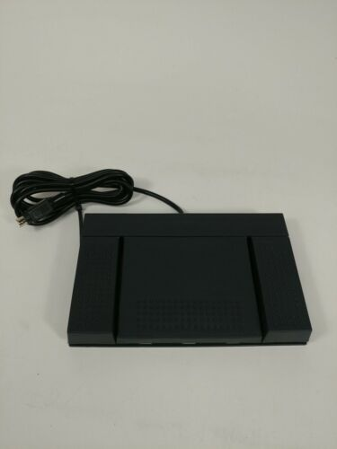 Olympus RS27 Dictation Transcriber Foot Pedal Switch 8 Pin