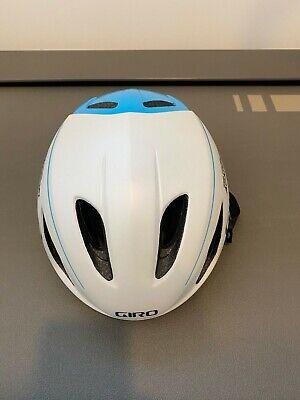 GIRO - Vanquish Helmet - Size: S & M, White & Blue