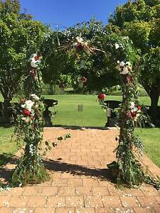 Woodland Wedding Arbour - HIRE - JUST BRIDES Rossmoyne Canning Area Preview