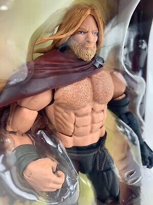 Marvel Legends Unworthy Thor Odinson, SDCC Exclusive, Loose Figure (Box Damaged)