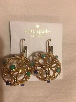 Kate Spade Ball Earrings