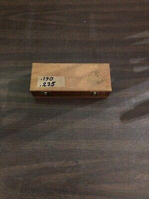 Etalon 531b .190-.235 Hole Micrometer