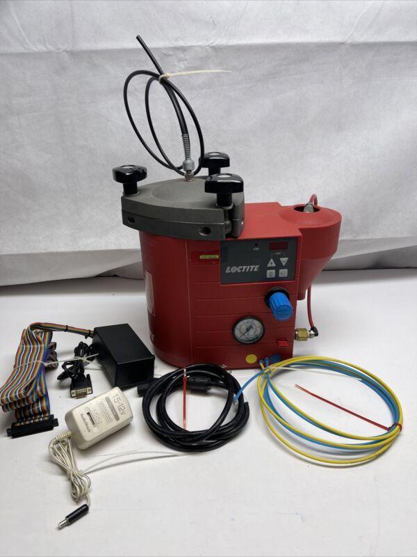 Loctite 97017 Intergrated Semi Automatic Controller Dispense System EUC JD