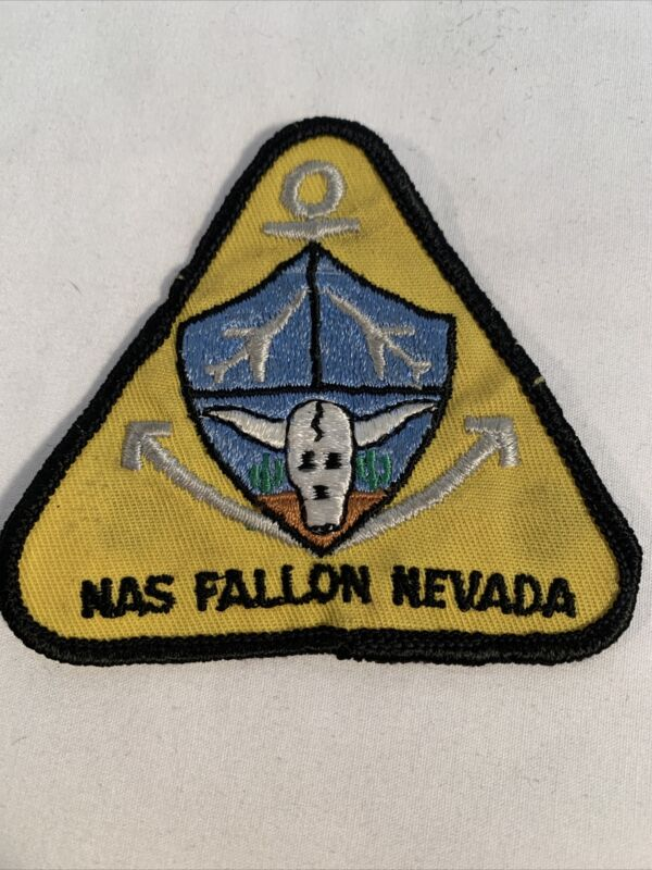 US Navy NAS Fallon, NV Command Patch