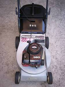 BRIGGS STRATTON 4 STROKE,MASPORT SERVICED,LAWN MOWER.CATCHER! Runcorn Brisbane South West Preview