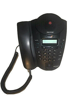Voip Polycom Soundpoint Pro Se-220 Speakerphone 2201- 66315-001