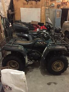 2000 Yamaha Big Bear 350 Special Edition