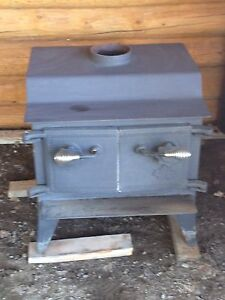 Harbourcraft wood stove