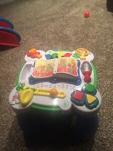 Toddler Musical Table