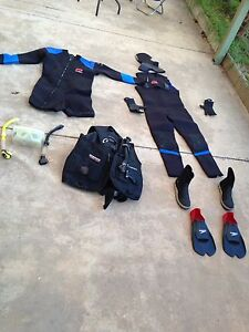 Diving suit Bentleigh East Glen Eira Area Preview