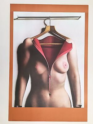 JAMES WEDGE,'HANG UP' MEGA RARE AUTHENTIC 1974 POSTER