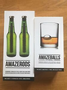 Amazerods and amazeballs!