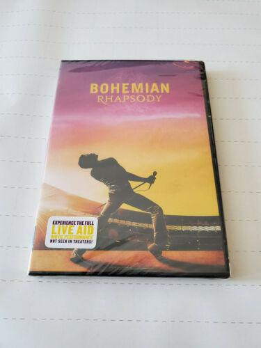 Bohemian Rhapsody (DVD, 2018)