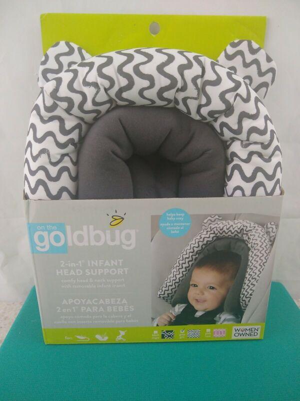 On The Goldbug 2- N - 1 Infant Comfy Head & Neck Support