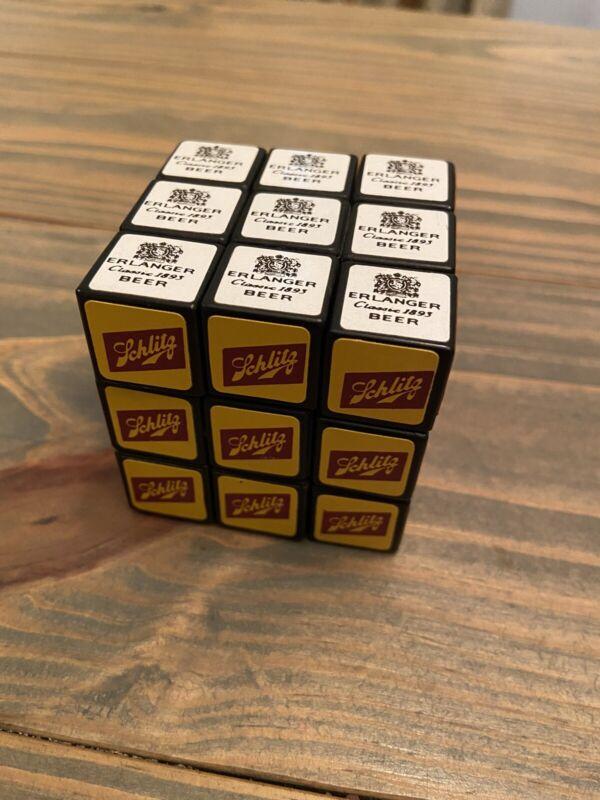 RARE Vintage Schlitz Old Milwaukee Rubik