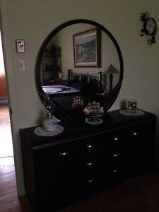 Commode miroir