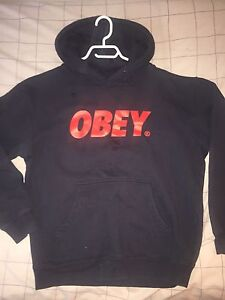 Obey Hoodie | Size Medium ( fits small )