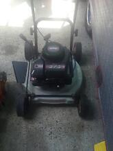 Granberg bushman side throw lawn mower Wantirna South Knox Area Preview