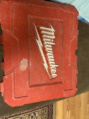 Milwaukee 1-34 Sds Max Rotary Hammer Kit