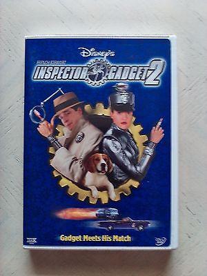 Inspector Gadget 2 DVD 2003 - French Stewart
