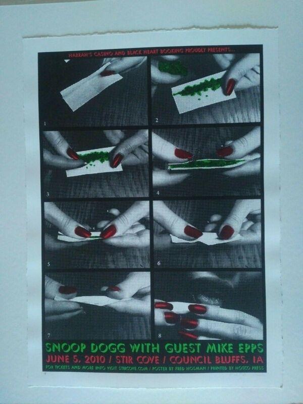 Snoop Dogg - Stir Cove @ Harrah