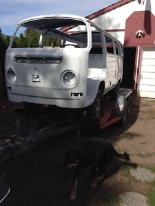 VW Van / Bus projects for sale