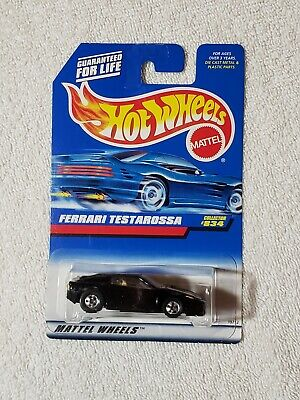 HOT WHEELS #834 FERRARI TESTAROSSA