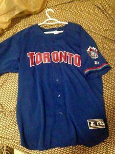 Vintage Toronto blue jays jersey starter