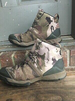 Under Armour Infil Tactical Boots Gore-Tex GTX 1261918-900 Men's Size 12 (Camo)