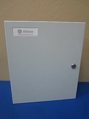 Ge Interlogix Alliance Al-1684 Metal Housing Enclosure