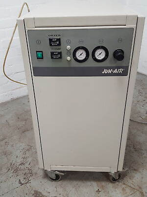 Jun-Air 600-25MD2 Air Compressor Lab Dental tweedehands  verschepen naar Netherlands