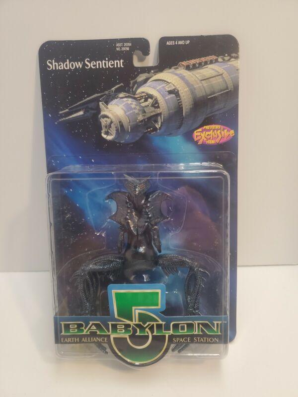 Rare Babylon 5 Shadow Sentient Previews Exclusive Figure - Factory Sealed